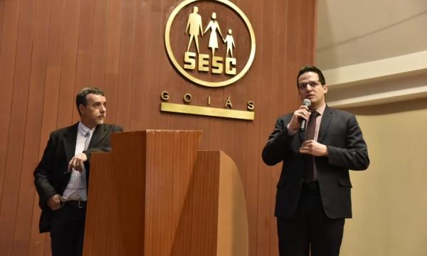 Marcos Vilela e Leopoldo Veiga Jardim